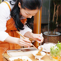 photo: Macrobiotic cooking