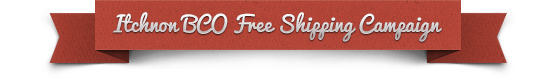 Itchnon -110 tablets Free Shipping Campaign